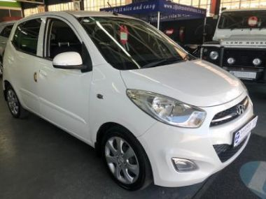 Hyundai I10 1.1 GLS - Contact us for more information...