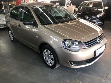 POLO VIVO GP 1.4 TRENDLINE -
