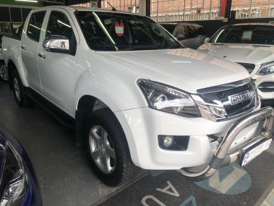 Isuzu KB 300 D-TEQ LX A/T P/U D/C  - Contact us for more information...