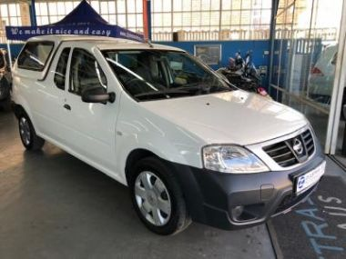 Nissan NP200 1.5 DCI SAFETY PACK P/U S/C - Contact us for more information...