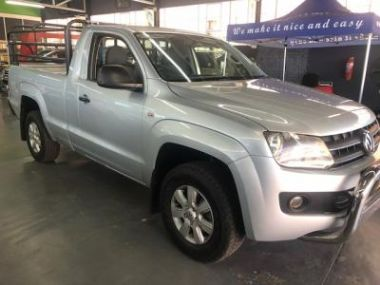 Volkswagen AMAROK 2.0 TSI TRENDLINE - Contact us for more information...