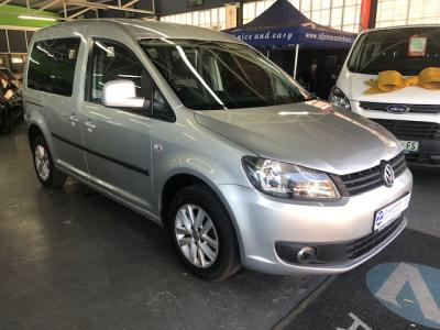 Volkswagen CADDY 2.0 TDI 81KW TRENDLINE - Contact us for more information...