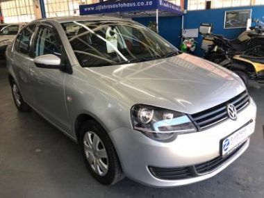 Volkswagen POLO VIVO GP 1.4 TRENDLINE TIP - Contact us for more information...