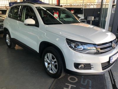 Volkswagen TIGUAN 1.4 TSI B/MOT TREND FUN - Contact us for more information...